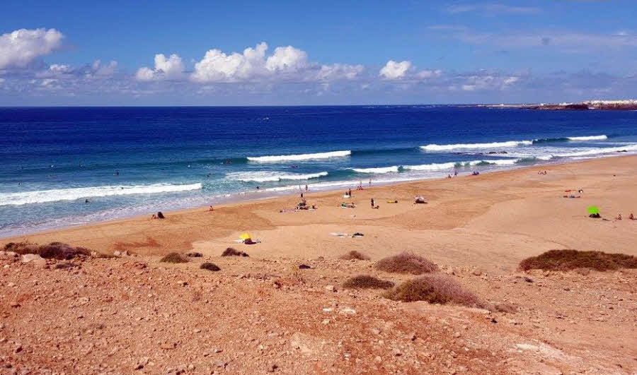 Surfspots Fuerteventura