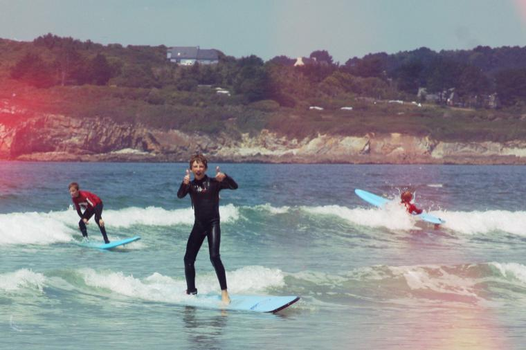 Surfurlaub Bretagne