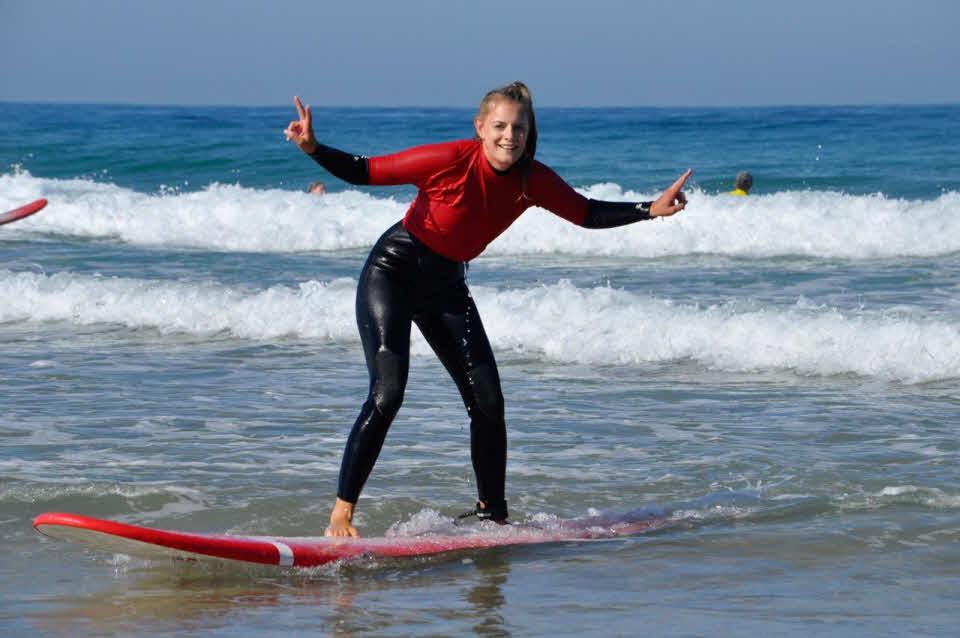 Surfkurs für Anfänger Conil