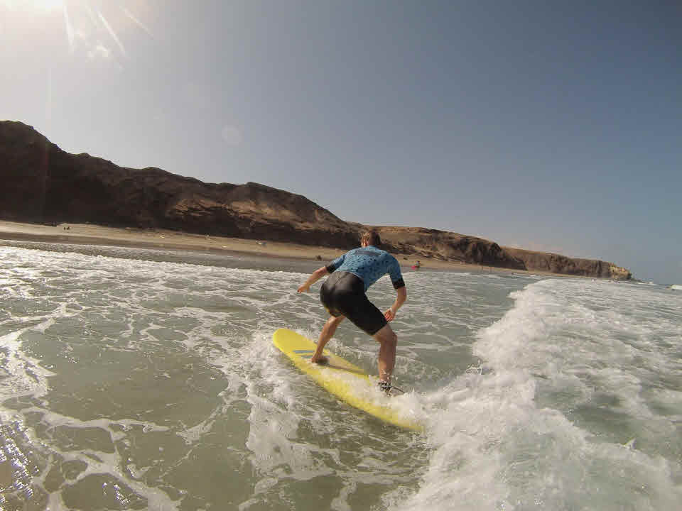 Surfschule Costa Calma