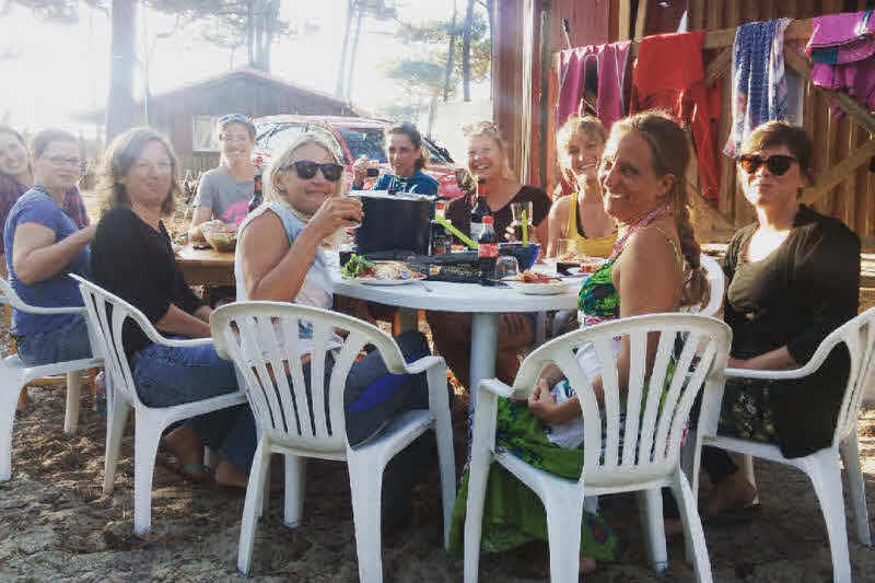 Surfcamp für Frauen