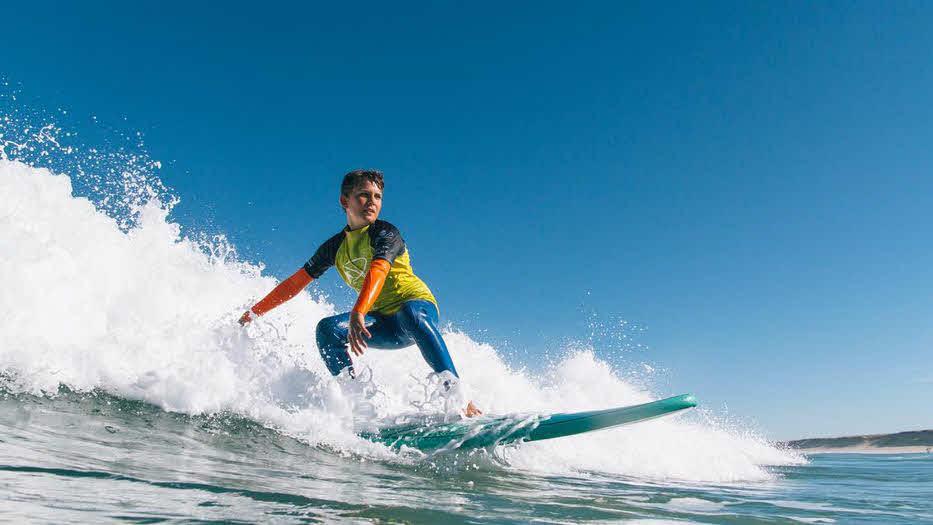 Surfkurse Jugendliche