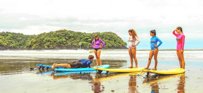 Playa Venao Surfschule