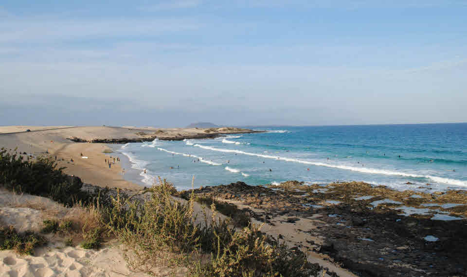 Wellenreiten Fuerteventura