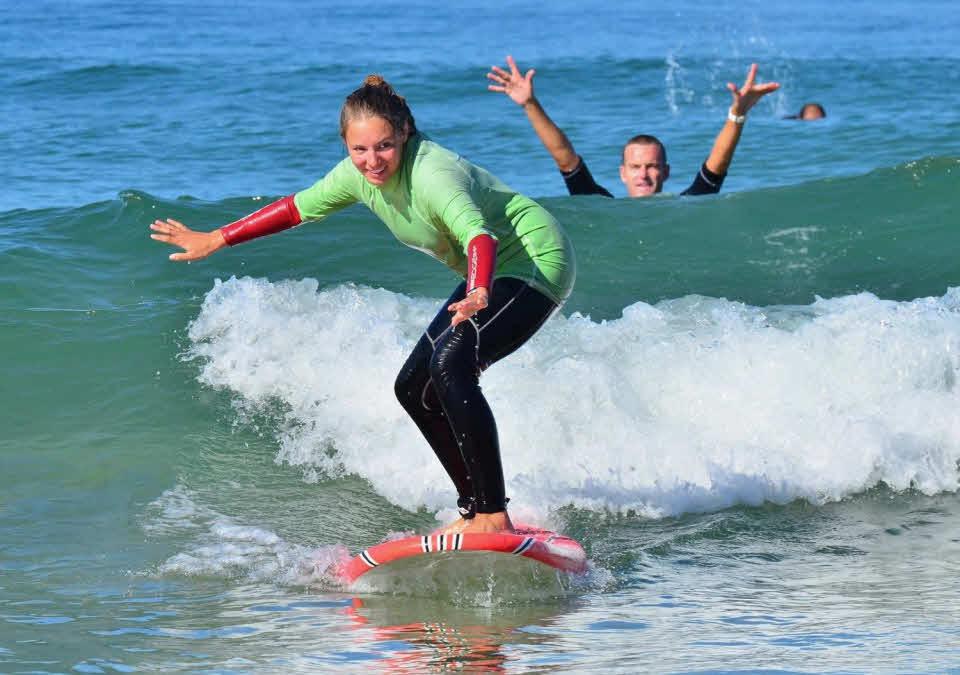 Wellenreiten Conil de la Frontera