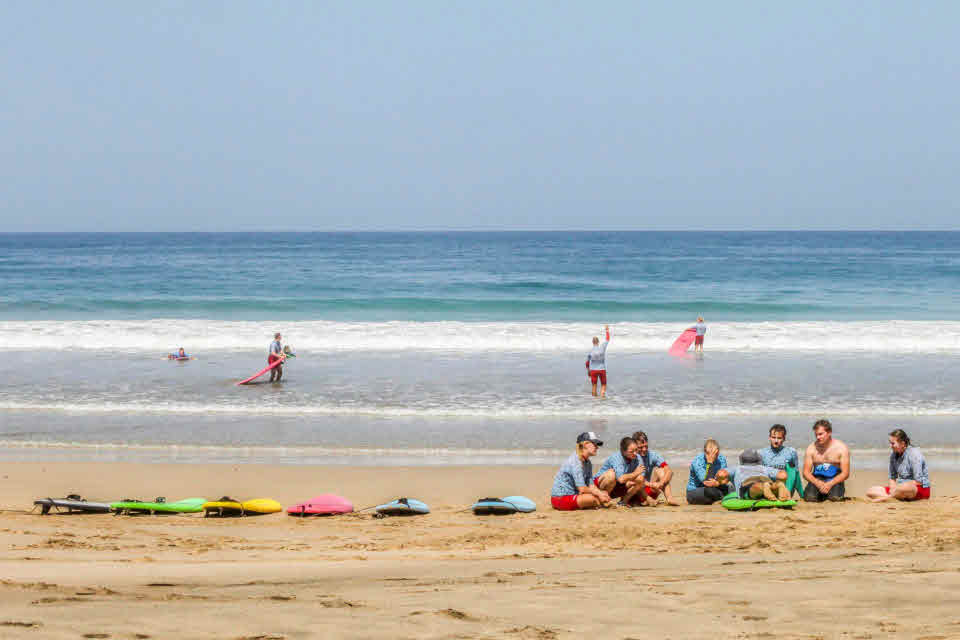 Surfen Costa Calma