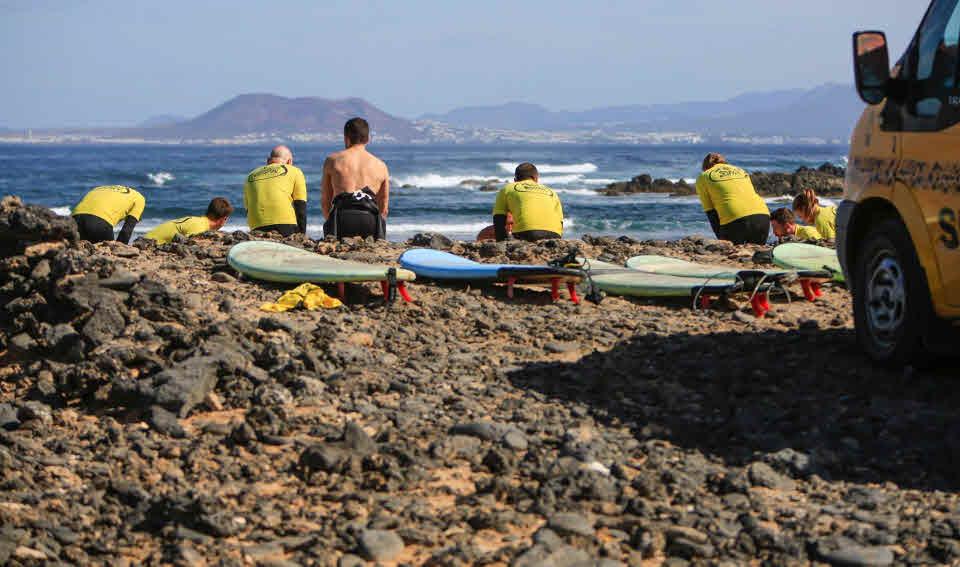 Surfurlaub Fuerteventura