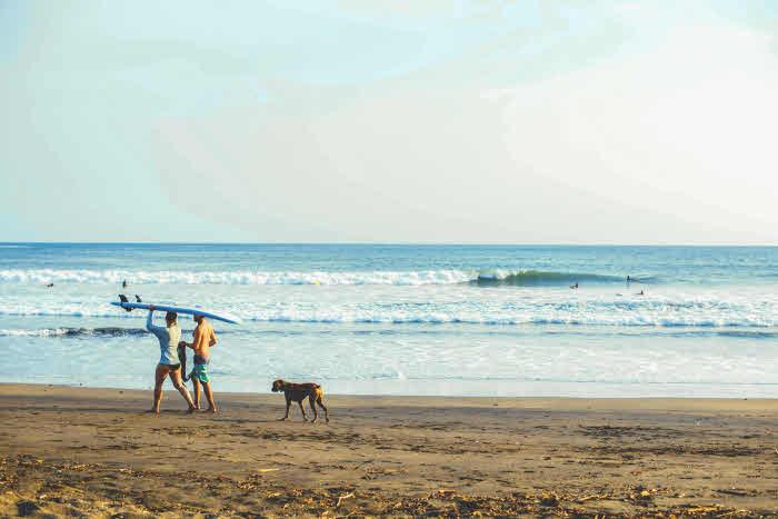 Surfen Wellen Panama