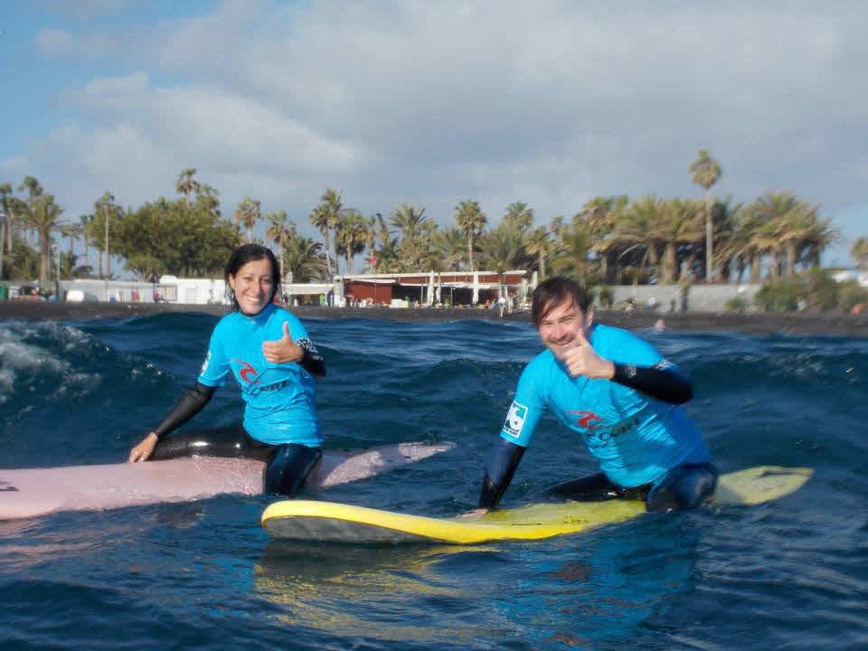 Surfschule Puerto de la Cruz