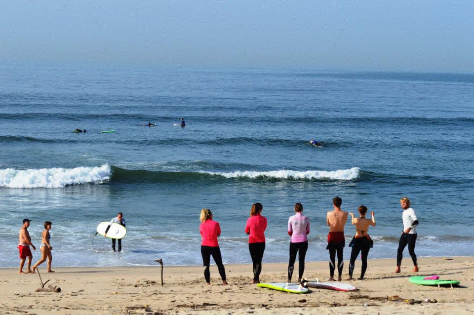 Wellen Nordportugal Surfen