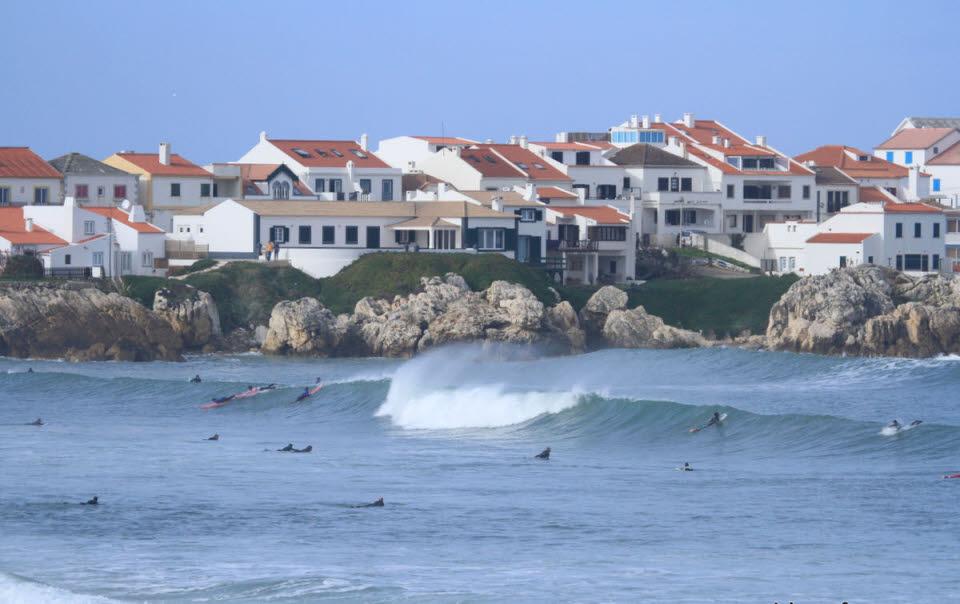 Surfspots Peniche