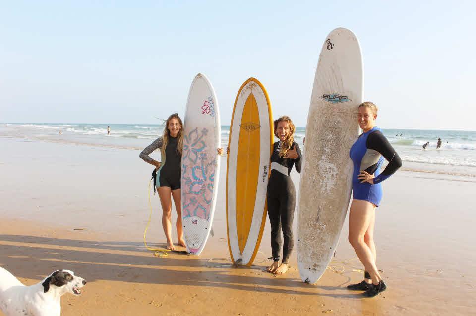 Surfkurs Marokko