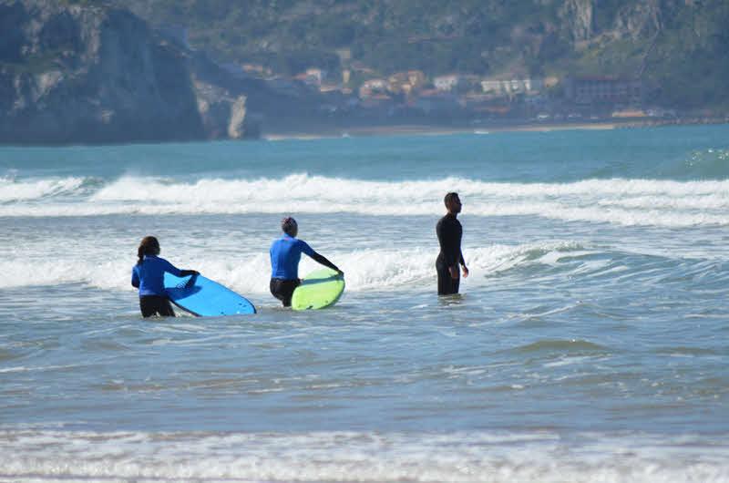 Surfen Buggerru