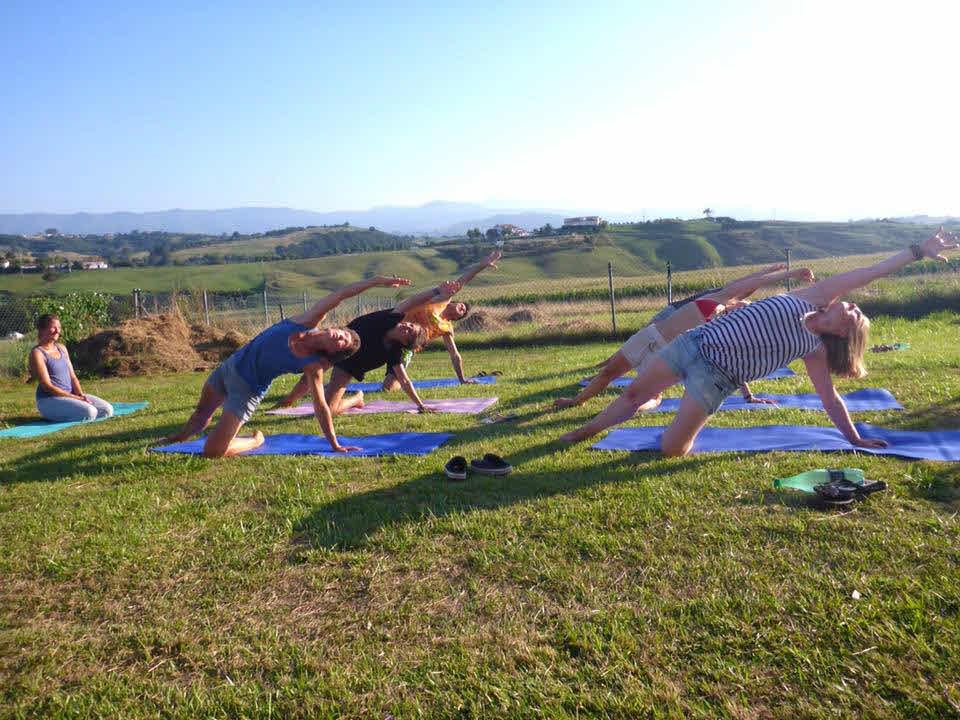 Yoga Nordspanien