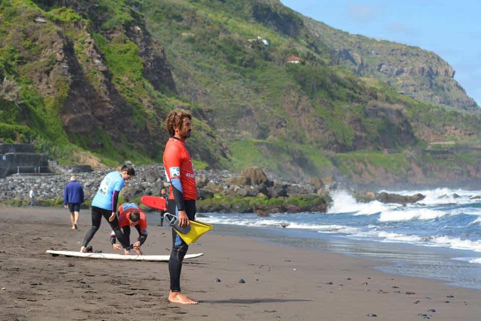 Surfer Teneriffa