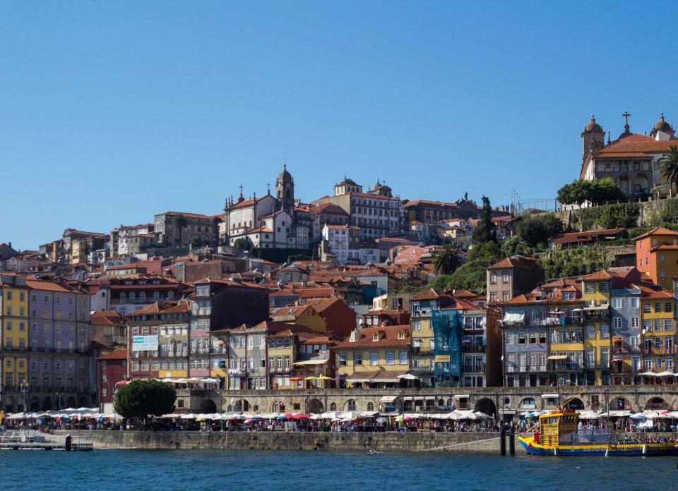 Innenstadt von Porto