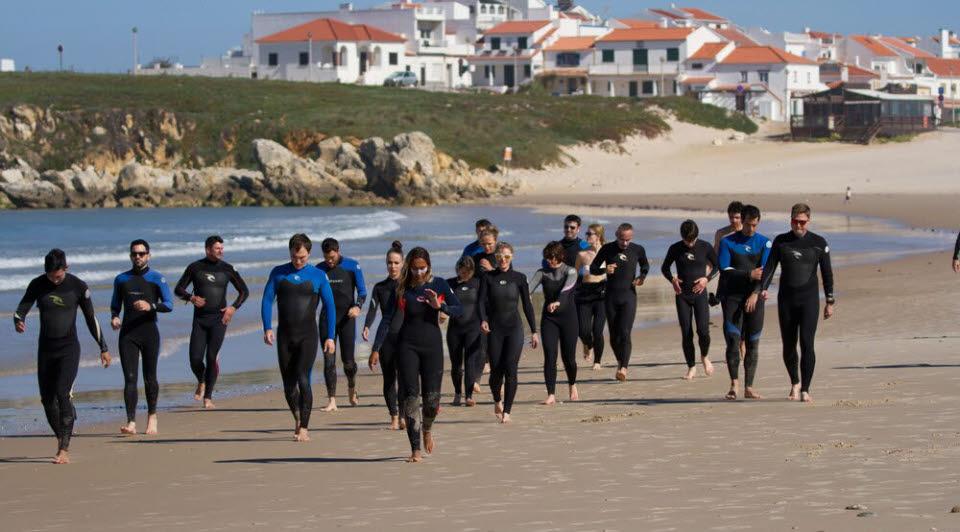 Surfkurs Peniche