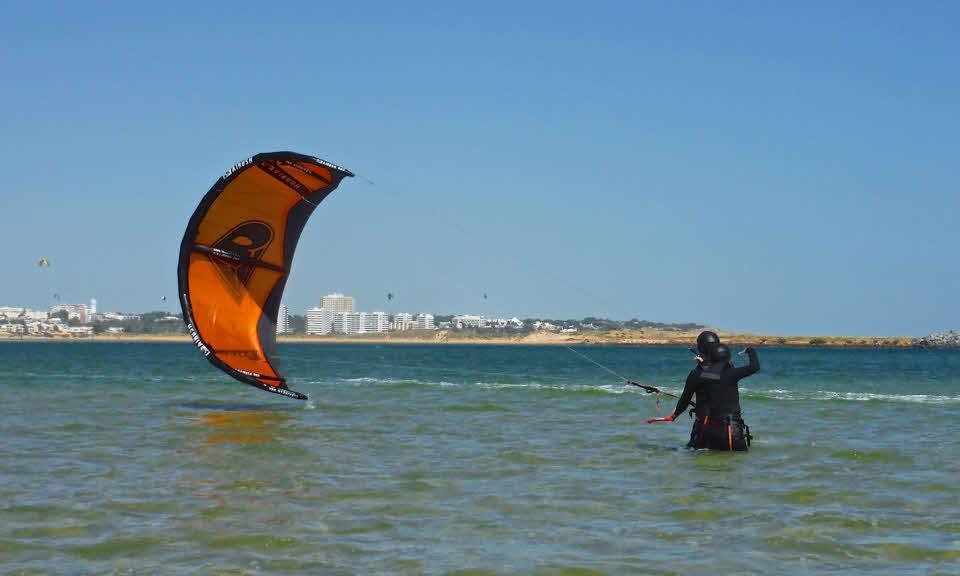 Lagos Kitesurfing