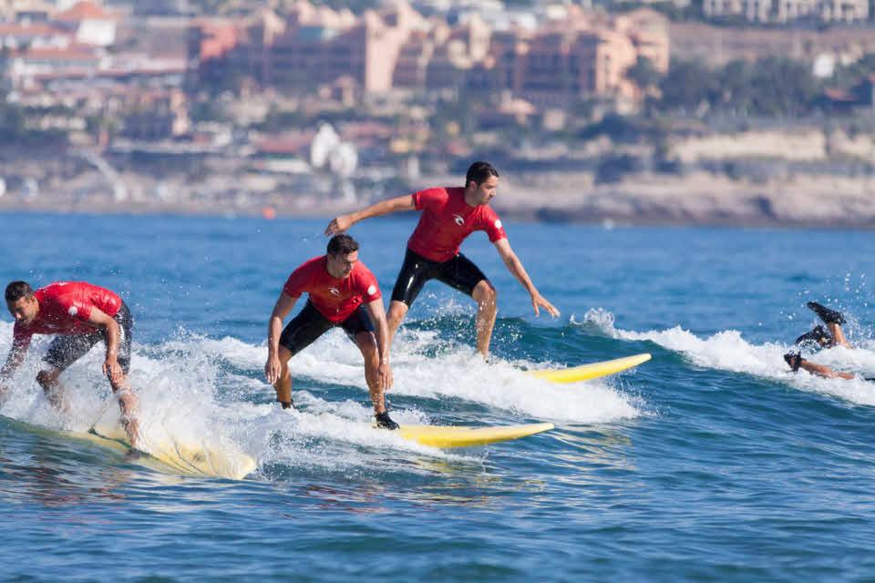 Wellenreiten Las Americas