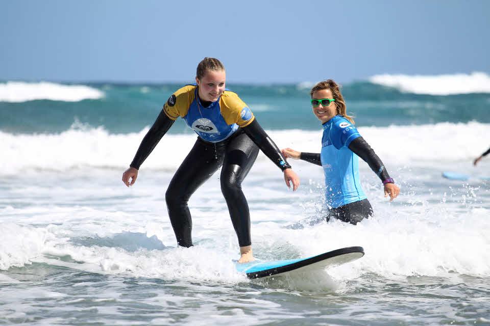 Surfen Las Palmas