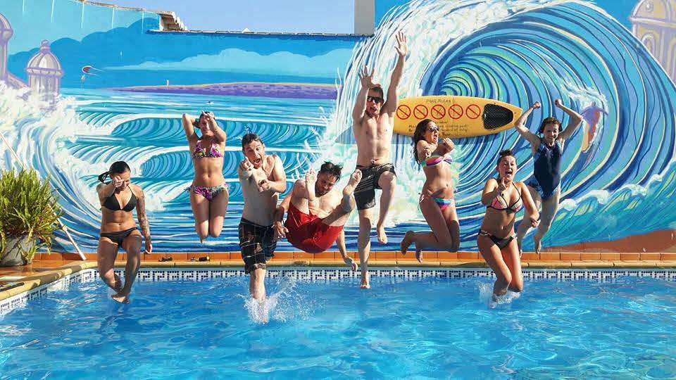 Surfcamp Lagos Surfurlaub