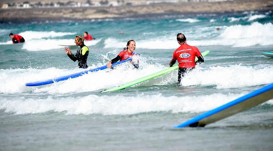 Surfschule Famara Lanzarote