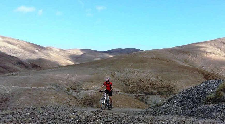 Biken Lanzarote