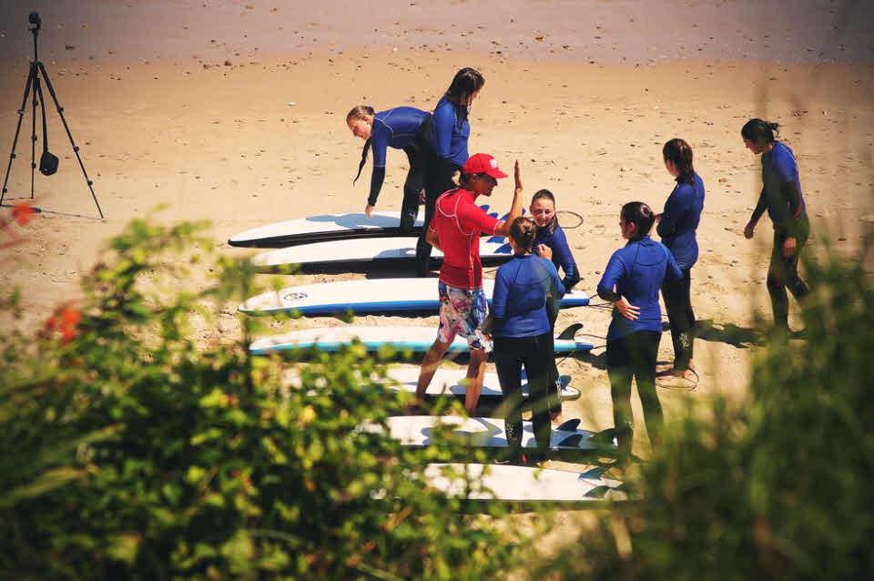 Surfschule St. Vicente