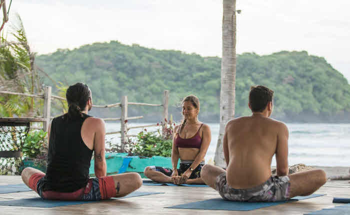 Surfcamp Yoga Panama