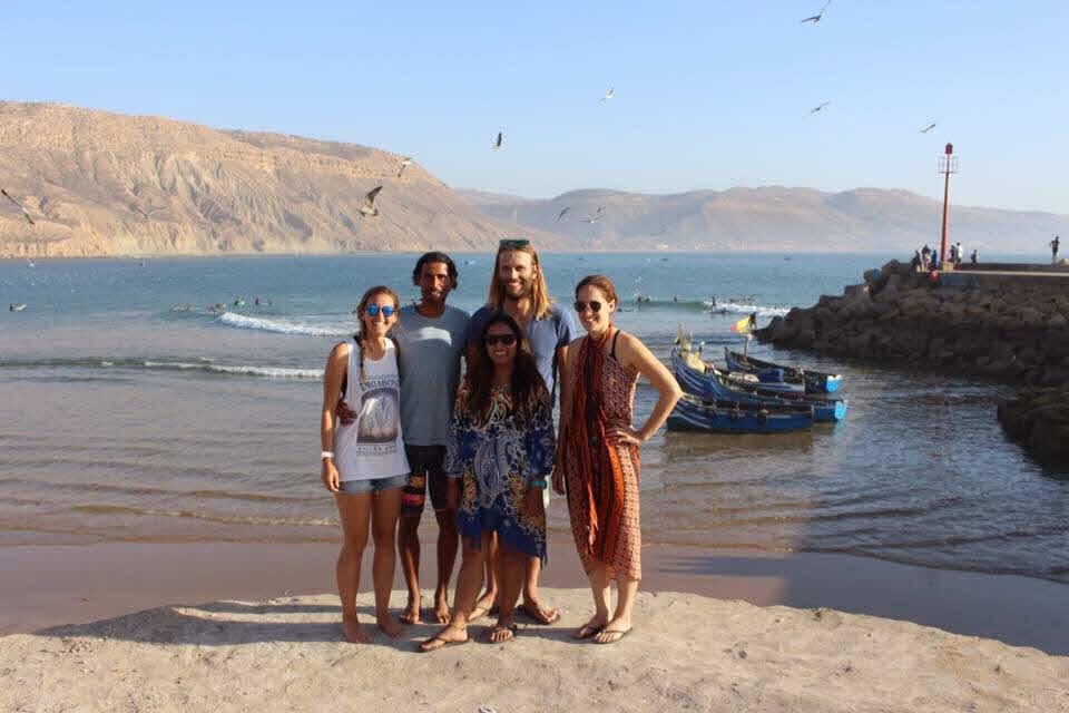 Surfreise Marokko