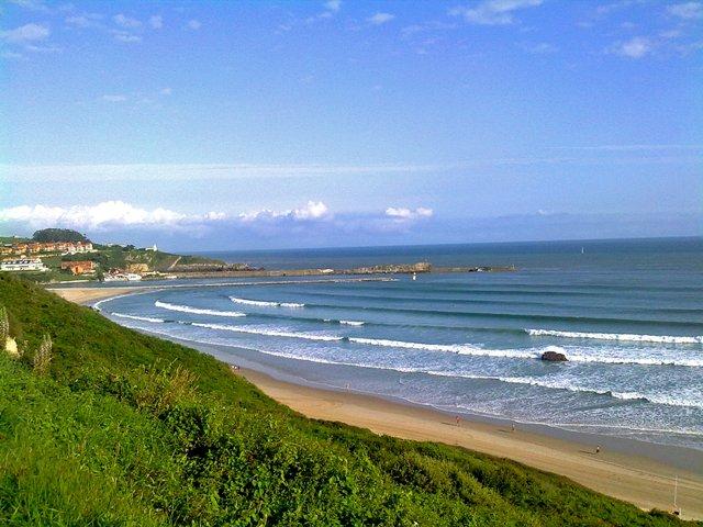 Wellenreiten St. Vicente