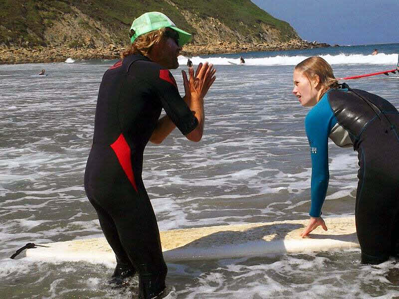 Surfschule Sopelana Bilbao