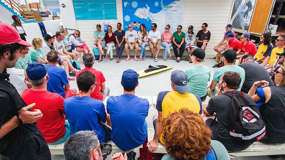 Surfschule in Peniche