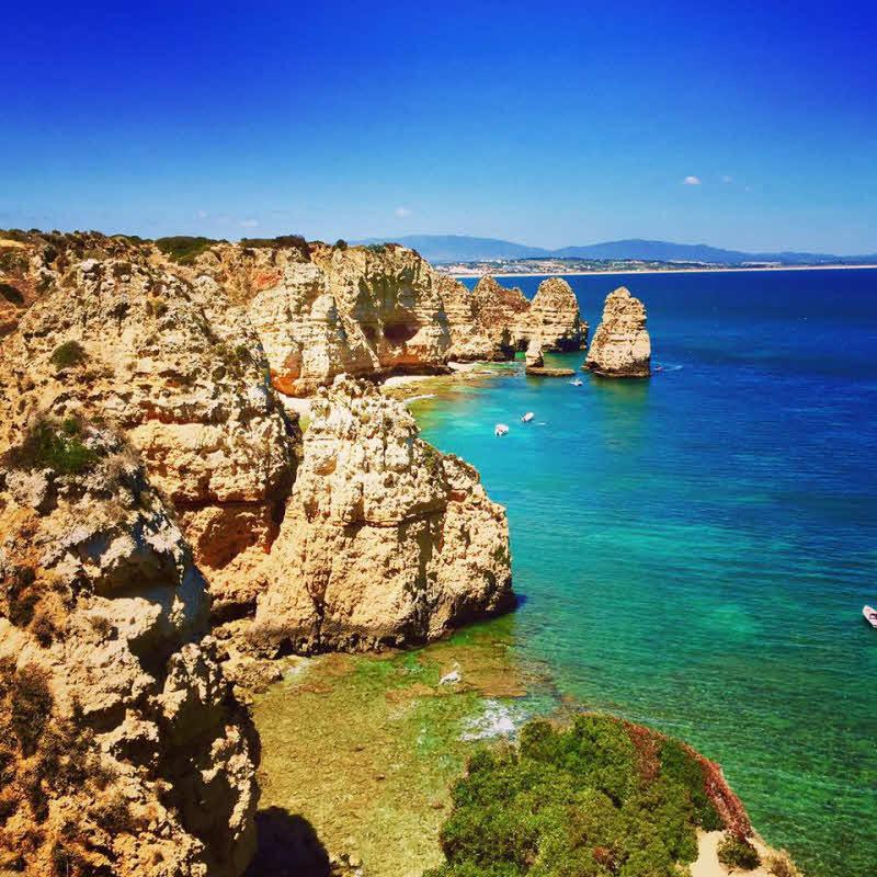 Wellenreiten Algarve
