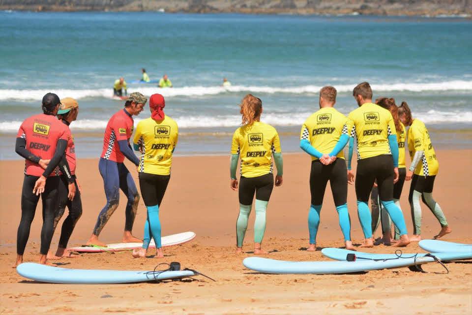 Surfkurs Anfänger Arrifana