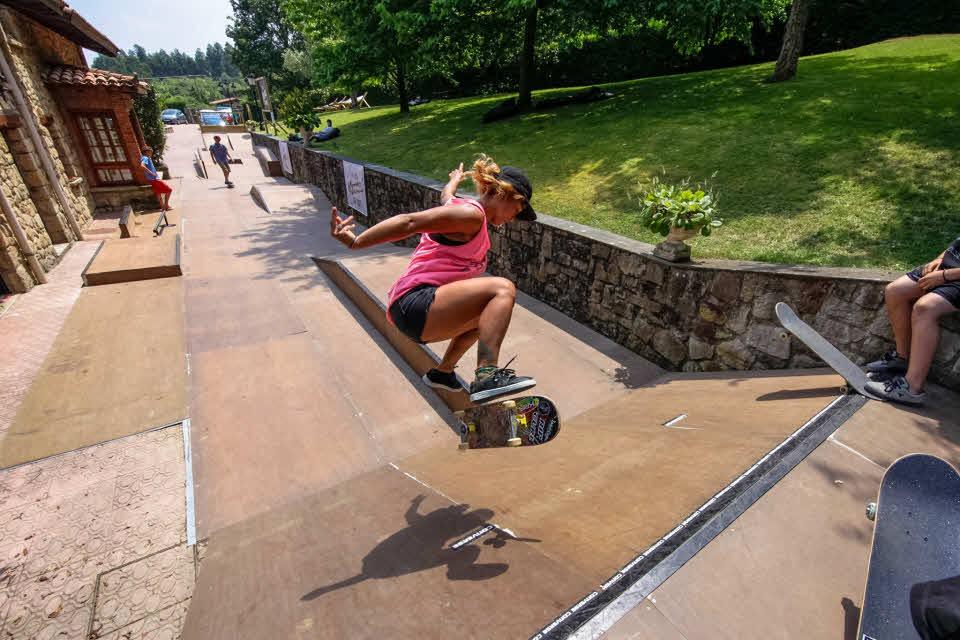 Skaten Miniramp