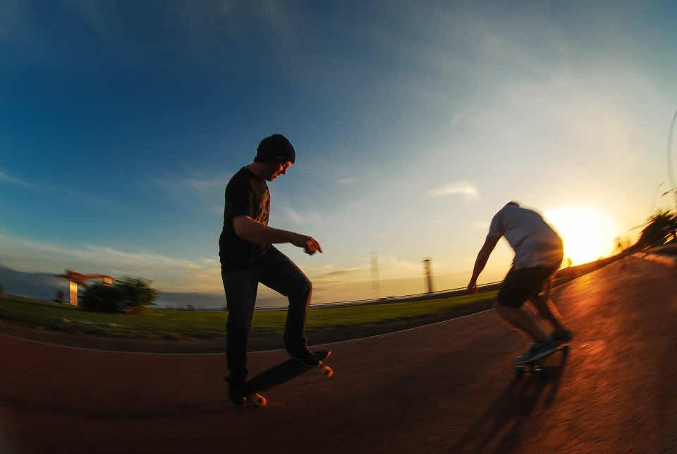 Skaten Fuerteventura