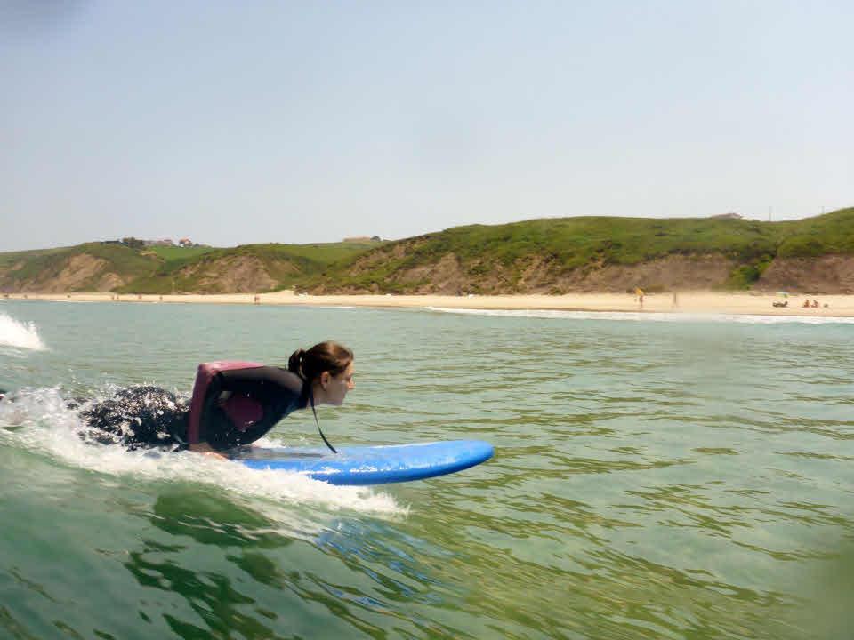 Surfkurse St. Vicente