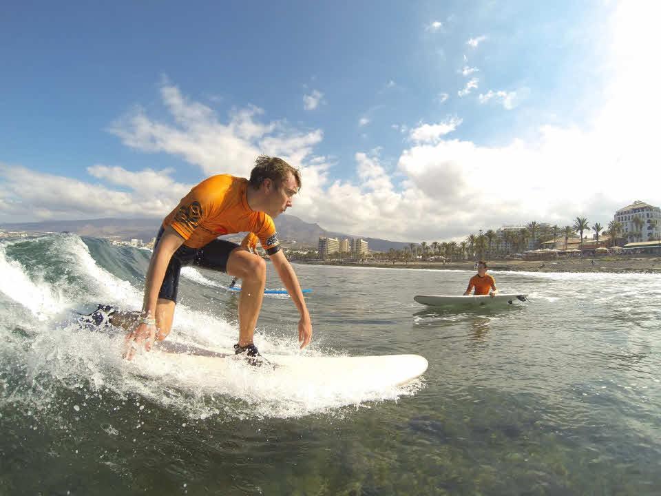 Surfspots Teneriffa