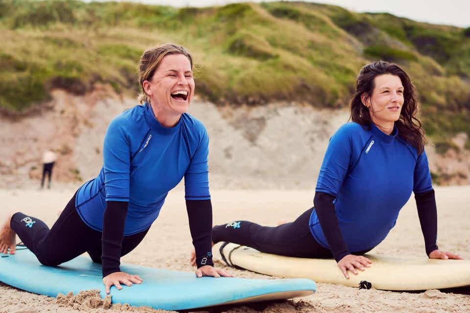 Surfkurs für Anfänger Nordspanien