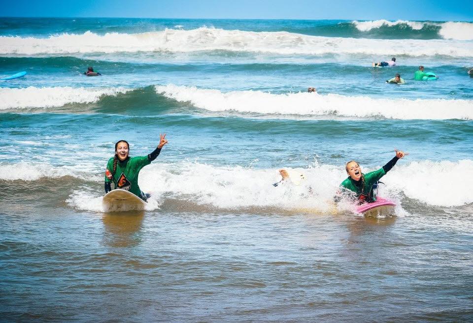 Surfen Nordportugal Esmoriz
