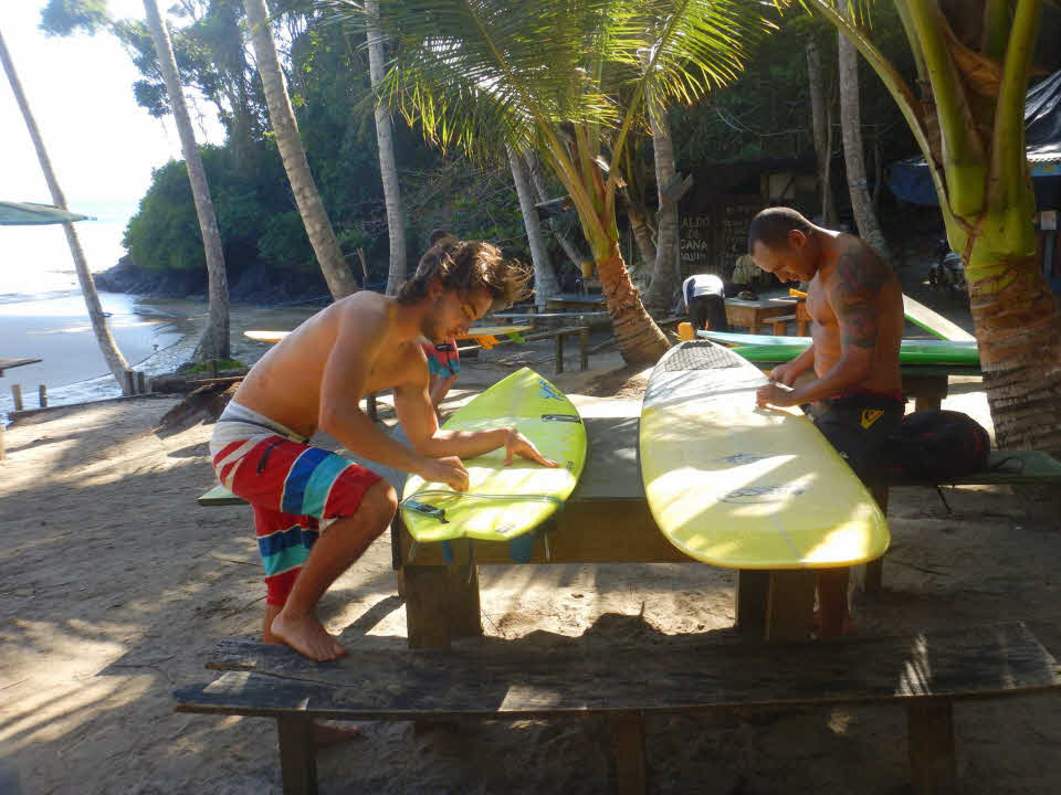 Surfkurs Brasilien Bahia