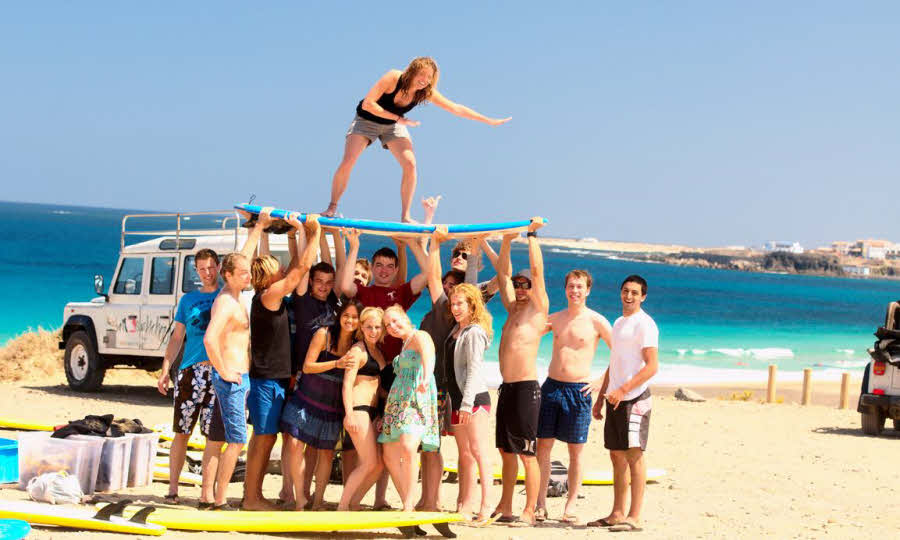 Surfcamp Cotillo Fuerteventura