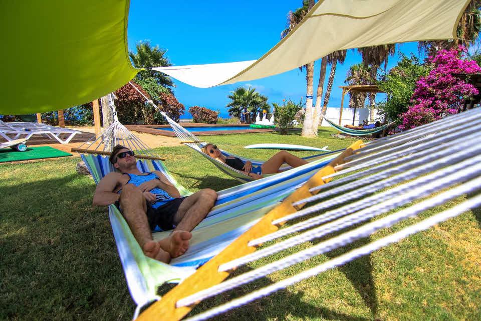 Surfcamp Teneriffa