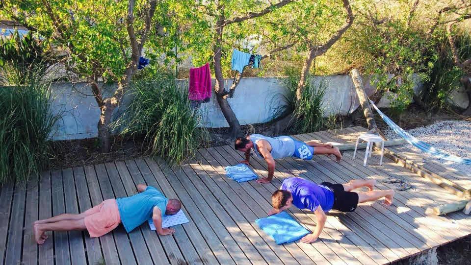 Arrifana Yoga