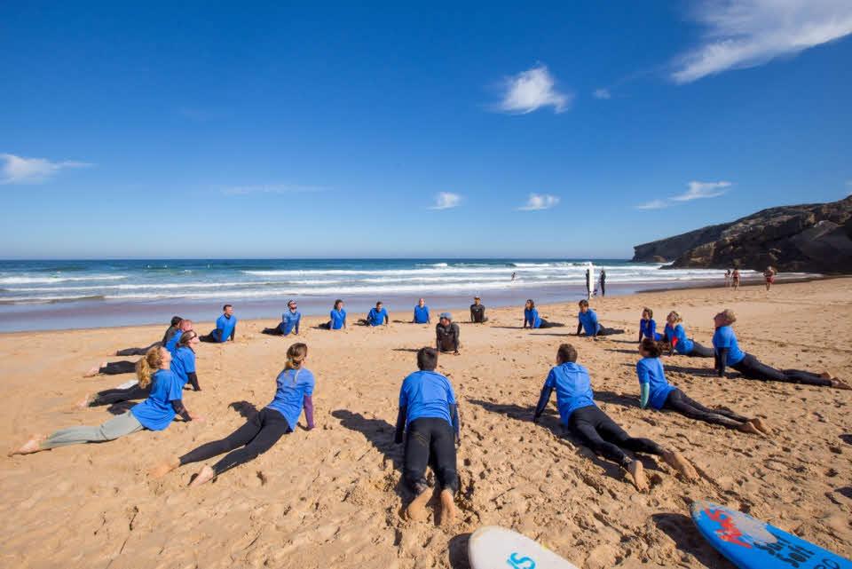 Surfschule Arrifana
