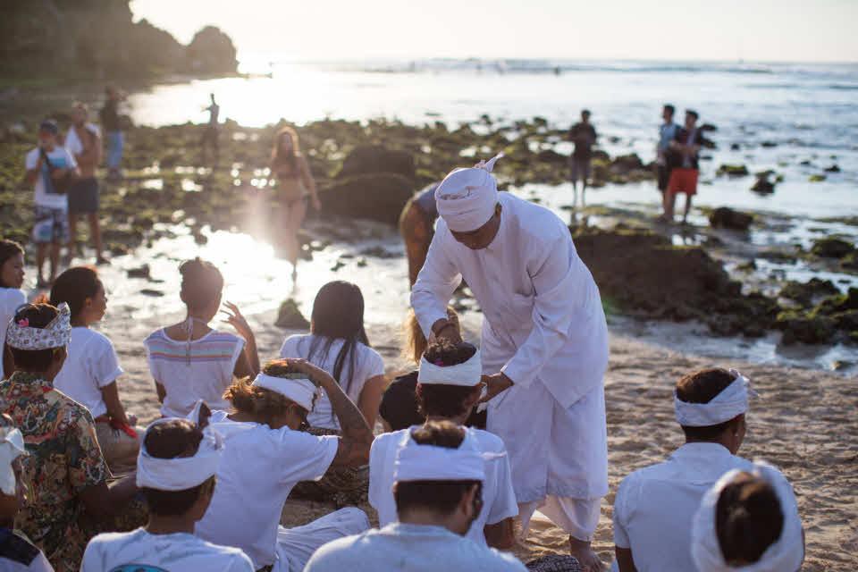 Feste auf Bali