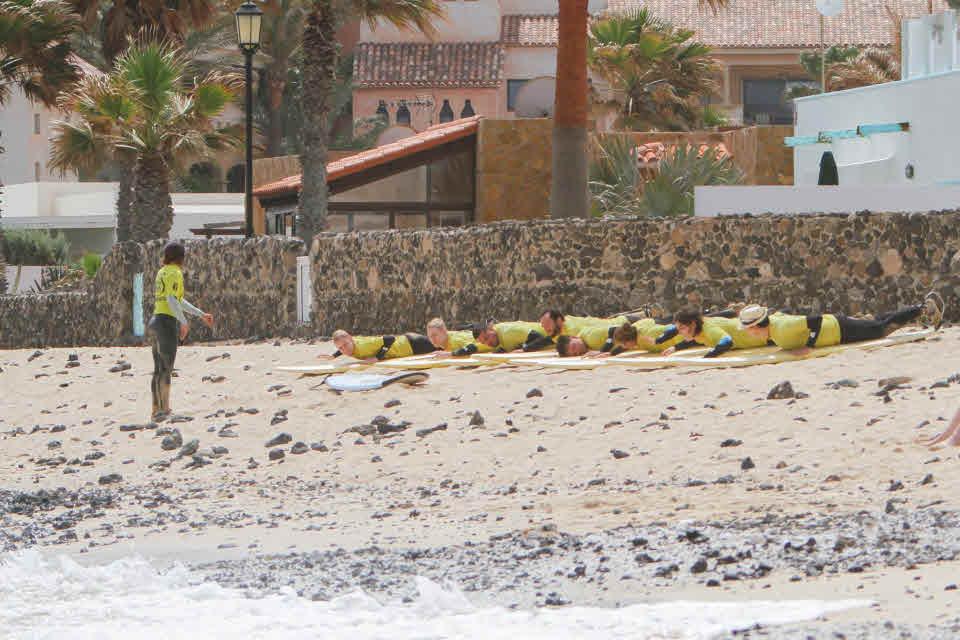 Corralejo Surfschule