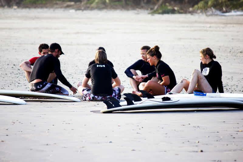 Surfschule Costa Rica