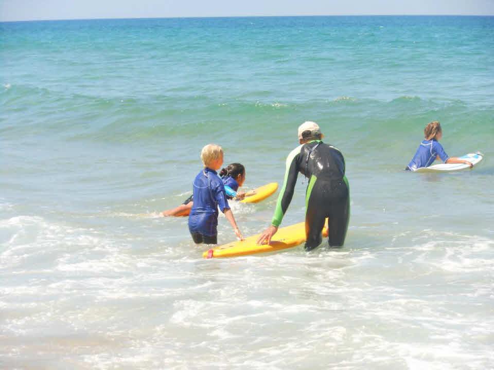 Surfkurse Kinder
